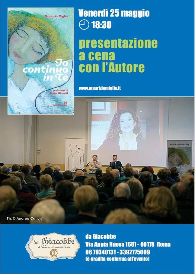 Presentazione libro Roma
